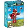 Dragons: Patan Mocoso con Traje Volador - Playmobil