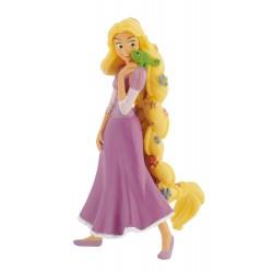 Rapunzel con flores - Rapunzel