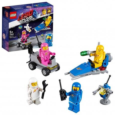 Equipo Espacial de Benny - Lego