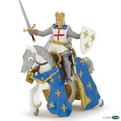 San Luis y su caballo - Papo