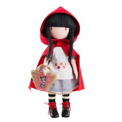 Muñeca Gorjuss Little Red Riding Hood - Muñecas