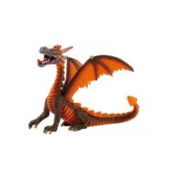 Dragon Naranja - Bullyland