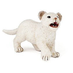 Cachorro de León blanco - Papo