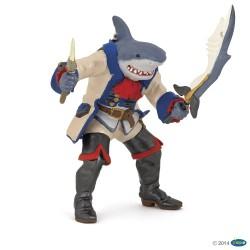 Pirata Mutante Tiburón - Papo