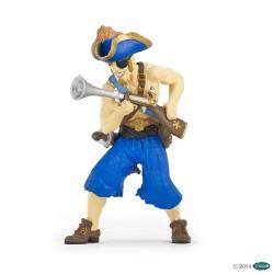 Pirata con Trabuco - Papo