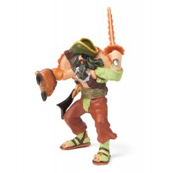 Pirata Mutante Cangrejo - Papo