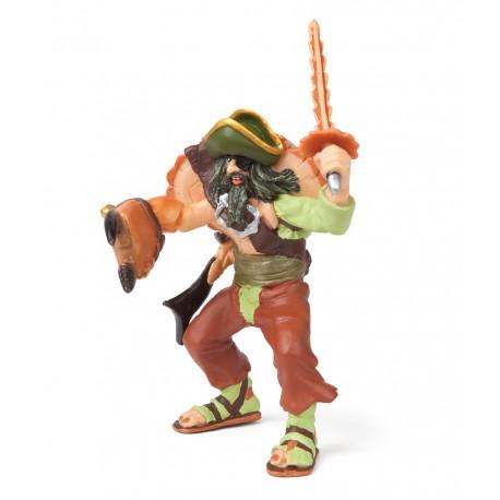Mutante cangrejo - Papo