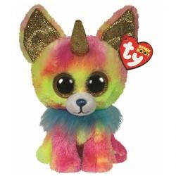 TY Yips el Chihuahua con cuerno 15 cm- Beanie Boos