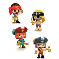 PinyPon Action Figuras Piratas