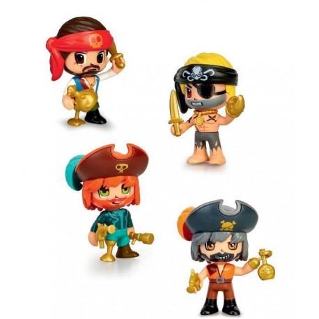PinyPon Action Figuras Piratas