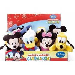 Peluche Disney 20 cm Famosa Softies