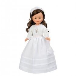 Muñeca Nancy Comunión Morena
