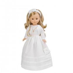 Muñeca Nancy Comunión Rubia