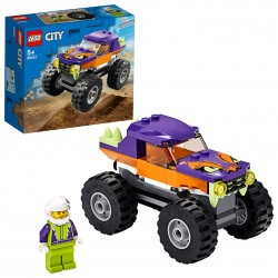 Monster Truck - Lego