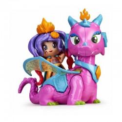 Pinypon Reina y Dragón