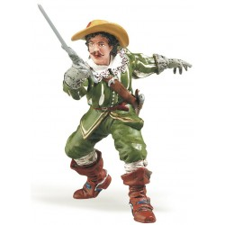 D'Artagnan (Los tres Mosqueteros) - Papo