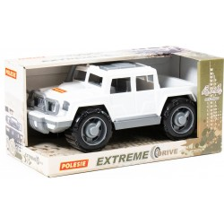 Jeep Defender Pickup en Caja