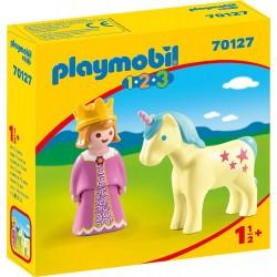 Princesa y Unicornio - Playmobil