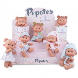Muñeco Pepotín Expositor 12 Unidades - Muñecas