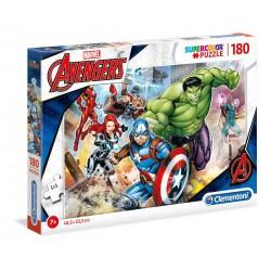 Puzzle Avengers 180 Piezas.- Puzzle