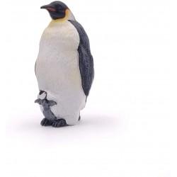 Pingüino emperador - Papo