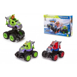 Coches Robot-Choca Expositor (8 Uds.)