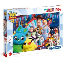 Puzzle Toy Story 104 pzs.- Super Color