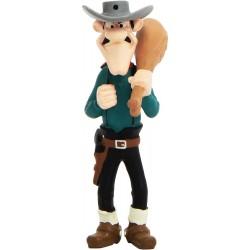 Figura Figura de Averell Dalton con jamón - Lucky Luke