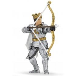 Principe con arco y flecha - Papo