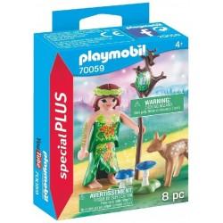 Hada con Cervatillo - Playmobil