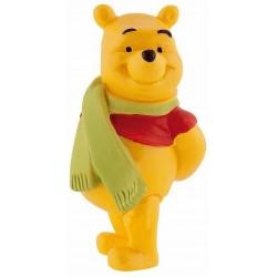 Winnie The Pooh con bufanda - Winnie The Pooh