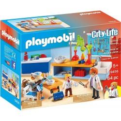 Clase de Química - Playmobil