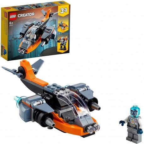 Ciberdron - Lego