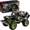 Monster Jam Grave Digger 2 en 1 - Lego