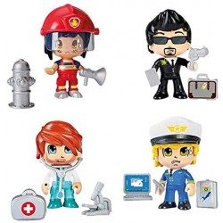 PinyPon Action Serie 2 Figura Individual