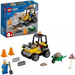 Vehículo de Obras en Carretera - Lego