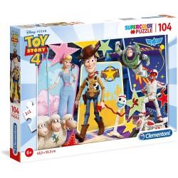 Puzzle Toy Story 104 pzs.- Super Color