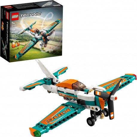Avión de Carreras - Lego Technic