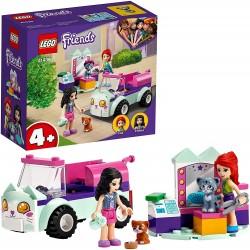 Peluquería Felina Móvil - Lego Friends
