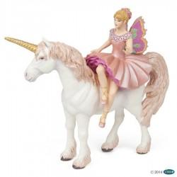 Elfo Bilarina y su Unicornio Mágico - PAPO