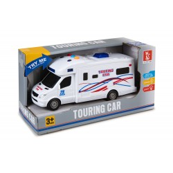 Caravana Touring Musical - 23 cm