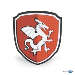 Escudo Caballero Dragón - Papo