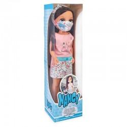 Nancy Un Día con Mascarilla - Muñecas