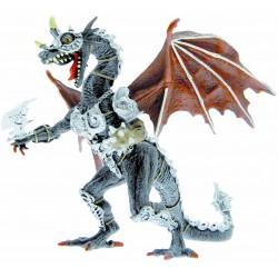 Dragon con Armadura - Plastoy