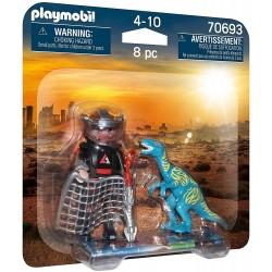 Duo Pack Velociraptor y Saqueador - Playmobil