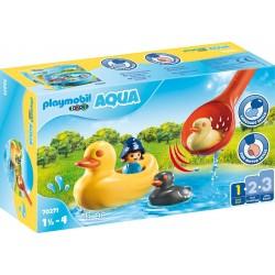 1.2.3. Familia de Patos - Playmobil
