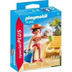 Turista con Hamaca - Playmobil