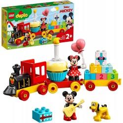 Tren de Cumpleaños Mickey y Minnie - Lego