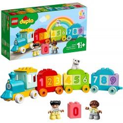 Tren de los Números - Lego