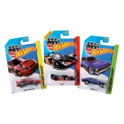 Caja Coches Hot Wheels (72 Uds.) - Expositores